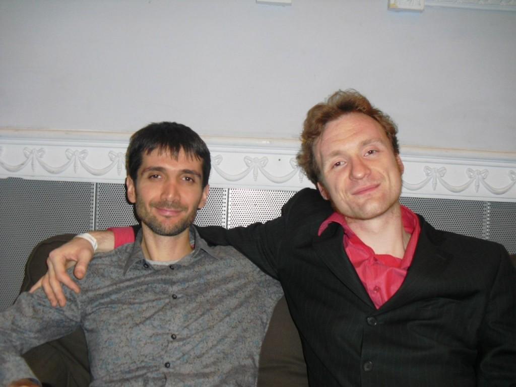 С Максом Хигером