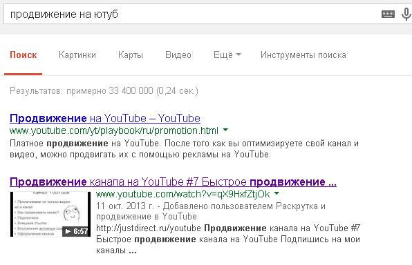 Раскрутка в YouTube: какие параметры влияют на продвижение видео в YouTube